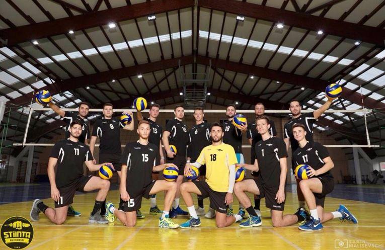 Stiinta Bucuresti, echipa pentru sezonul 2018/ 2019 al campionatului din Divizia A2, Seria Est
