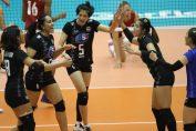 Echipa Thailandei s-a calificat în faza secundă a Campionatului Mondial feminin de volei