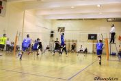 Tudor Constantinescu ridicator setter ctf mihai I in action volleyball