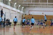 Tudor Constantinesc volleyball setter CTF Mihai I