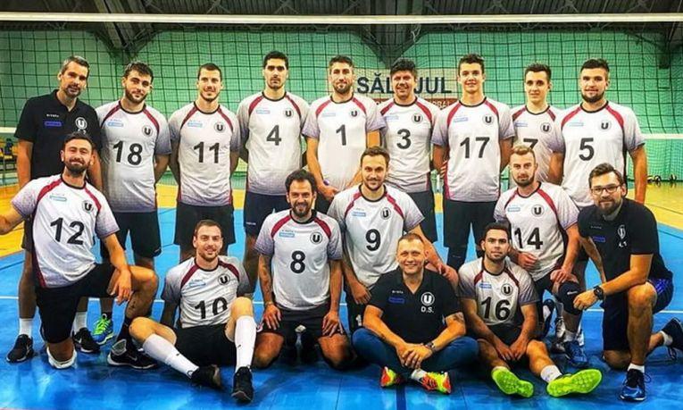 Universitatea Cluj, echipa de volei pentru sezonul 2018/ 2019
