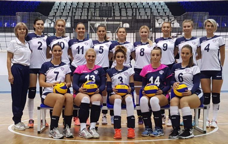 Echipa de volei din Voluntari pentru sezonul 2018/2019