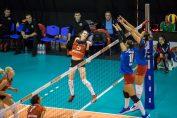 Agroland Timisoara a fost invinsa de Vasas Budapesta in Cupa Challenge la volei feminin