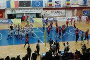 Arcada Galati si Aalst, inaintea meciului din Cupa CEV