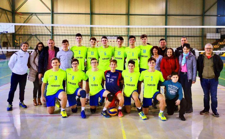 Echipa de cadeti a CSS Tulcea