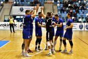 SCMU Craiova e neinvinsa in Divizia A1 la volei masculin
