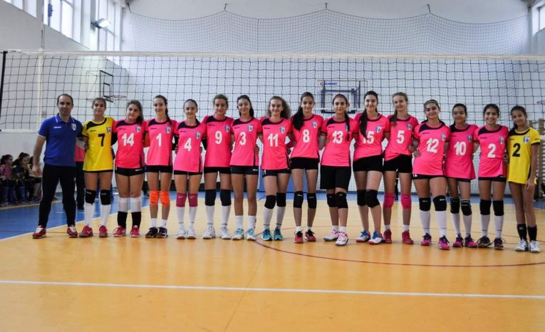 CSM Bucuresti A, echipa de sperante