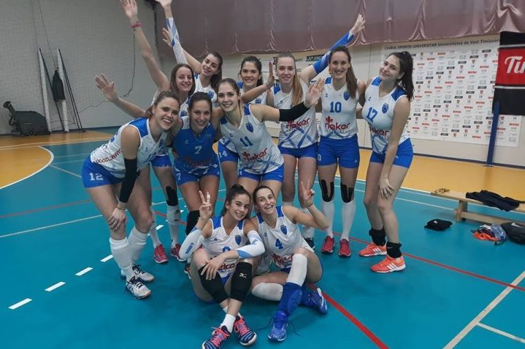 CSM Lugoj si bucuria primei victorii la Timisoara