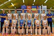 CSM Lugoj, echipa pentru sezonul 2018/ 2019 a campionatului Diviziei A1 la volei feminin