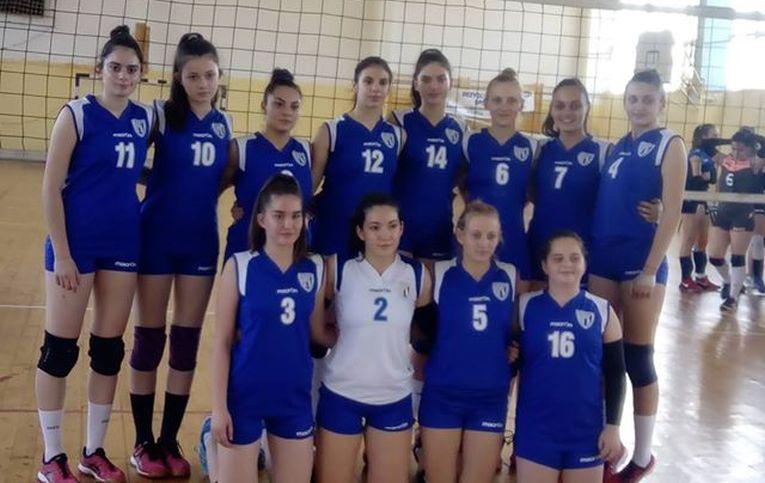 Echipa de volei junioare a LPS Cluj