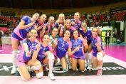 Saugella Monza in sezonul 2018/ 2019 al Serie A la volei feminin