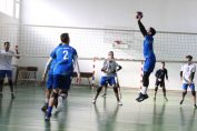 Tudor Constantinescu, setter volleyball junior CTF Mihai I Bucuresti