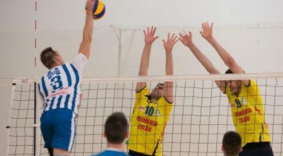 Volei Municipal Zalau a eliminat pe Buducnost Podgorica
