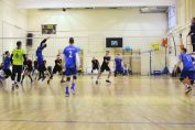 Tudor Constantinescu volleyball setter junior volleyball team ctf mihai I