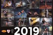 Budowlani Lodz sexy calendar 2019