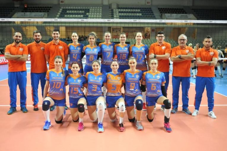 csm targoviste echipa de volei feminin din sezonul 2018/ 2019