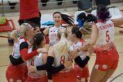 Bucurie volei Dinamo feminin divizia a1