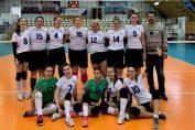 Politehnica Timisoara echipa de volei feminin seria est