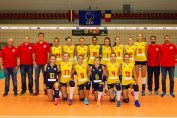 Romania volei senioare nationala