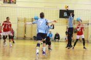 Tudor Constantinescu, setter of romanian volleyball team ctf mihai I