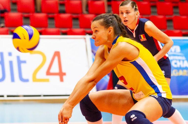 Adina Salaoru preluare echipa nationala