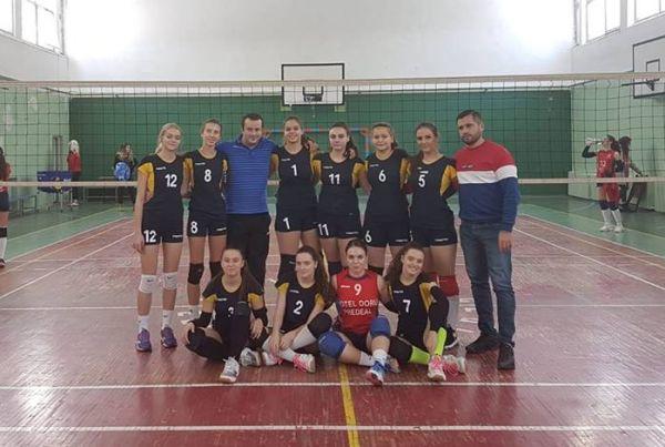 Echipa de cadete a clubului CTF Mihai I, campionatul 2018/ 2019