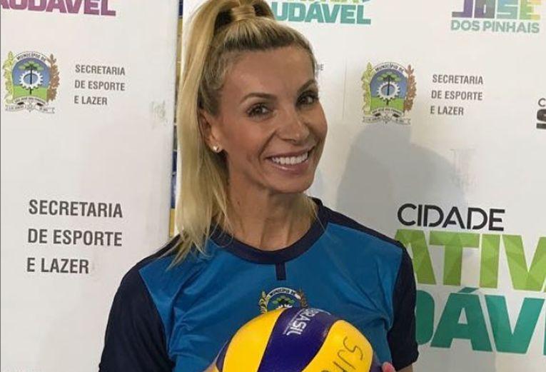 Cristina Pîrv a fost una dintre cele mai valoroase jucătoare de volei din istoria României