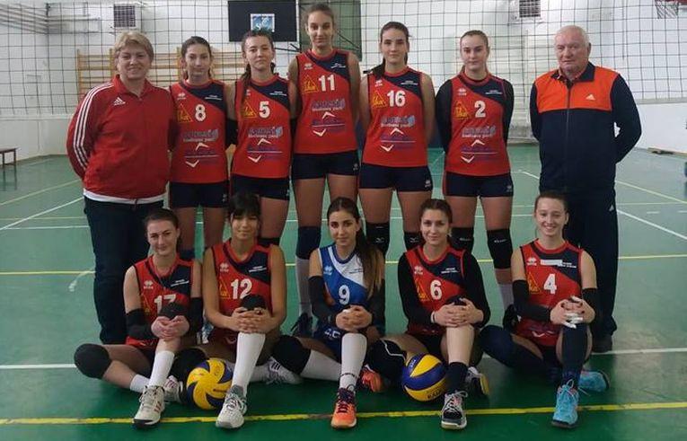 Echipa de junioare juvenil brasov