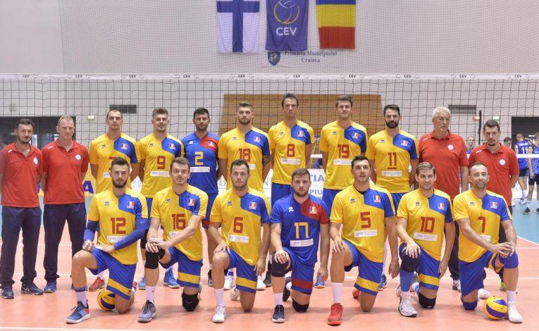 Nationala Romaniei si-a aflat adversarele de la Campionatul European 2019