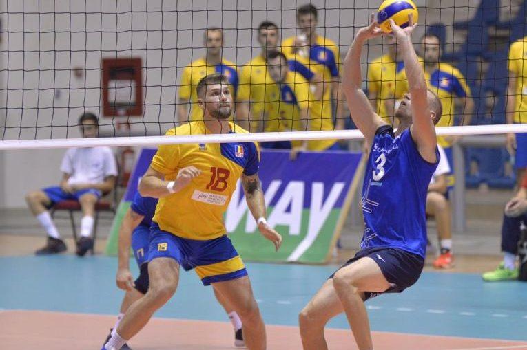 Razvan Olteanu a fost titular in preliminariile Campionatului European