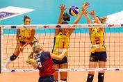 Echipa feminina de volei a Romaniei lupta pentruy calificarea la Campionatul European 2019