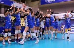 CSM Bucuresti a fost eliminata din Liga Campionilor