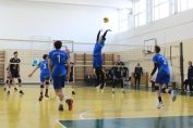 Tudoor Constantinescu volleyball setter born 2002 romania