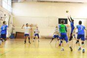 Tudor Constantinescu volleyball setter CTF Mihai I volleyball team romania