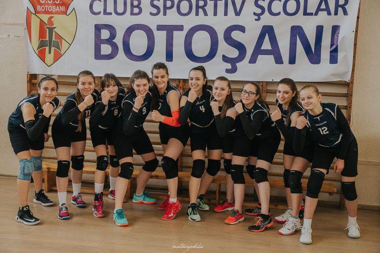 Echipa de cadete CSS Botosani