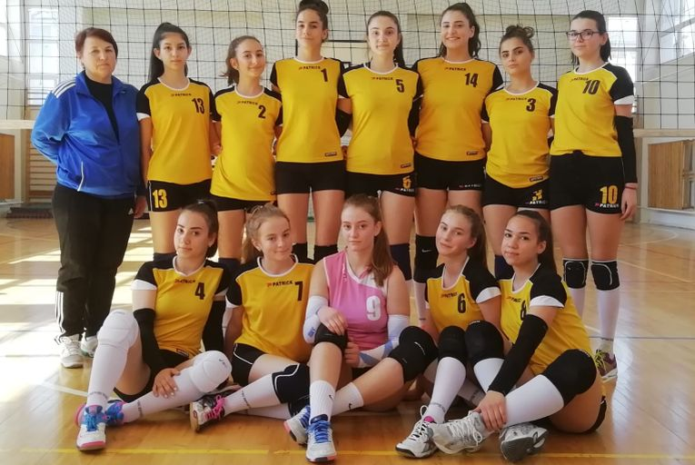 Echipa de cadete a CSS Lugoj