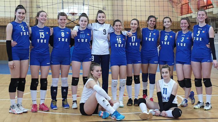 Echipa de cadete CSS Sibiu