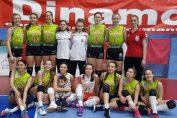 Echipa de cadete a clubului Dinamo