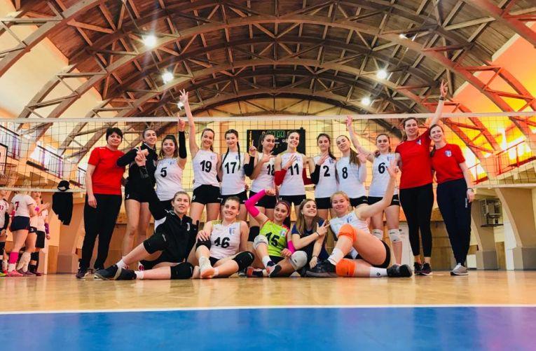 Echipa de junioare CSM Bucuresti, calificată la turneul final al campionatului 2018/ 2019
