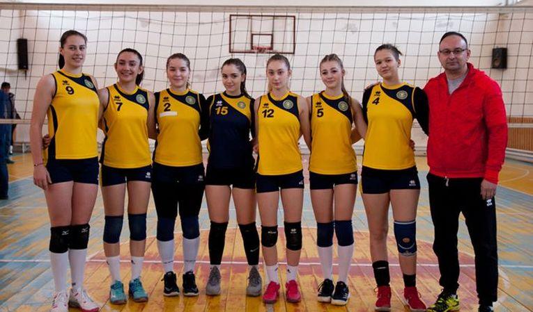 Echipa de junioare CSS Bacău