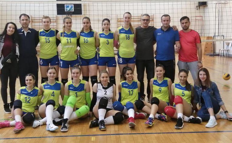 Echipa de junioare CTF Mihai I, calificată la turneul final al campionatului 2018/ 2019
