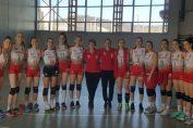 Echipa de junioare Dinamo, calificată la turneul final al campionatului 2018/ 2019