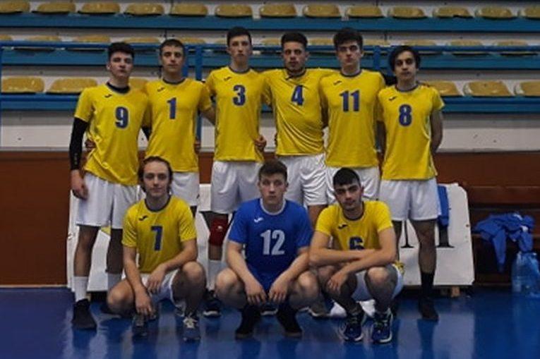 Echipa de juniori a CSS Buzău