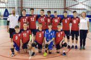 Echipa masculina de sperante CSM Bucuresti