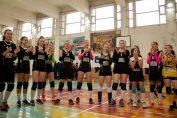 Echipa de sperante CSS Bacău, la turneul semifinal