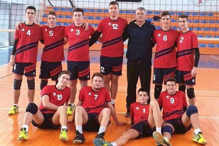 Echipa de cadeti a CSS Blaj, calificata la turneul final