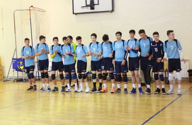 Echipa de cadeti a CTF Mihai I s-a calificat la turneul final