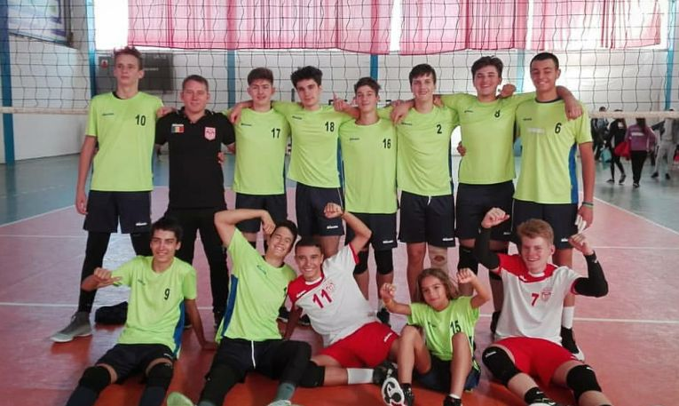 Echipa de cadeti Dinamo, calificata la turneul final