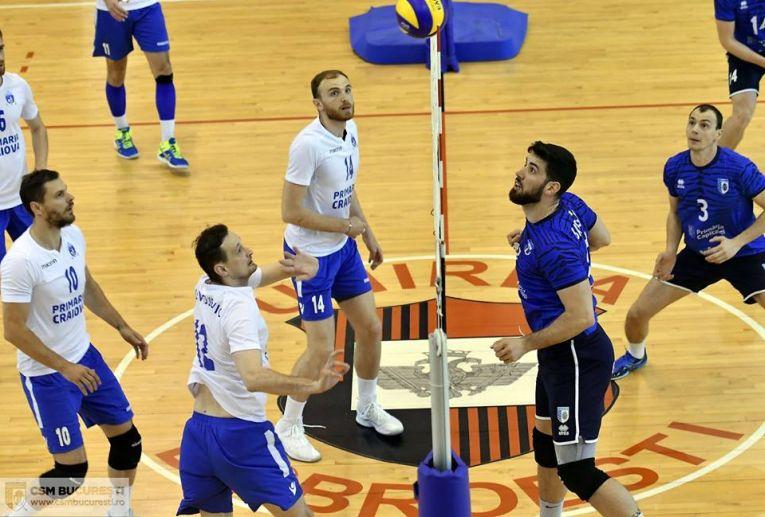 SCM U Craiova a revenit de la 0-2 si a invins pe CSM la Bucuresti
