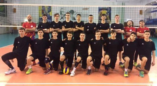 Echipa nationala de sperante Under 17 e gata de preliminariile CE 2019